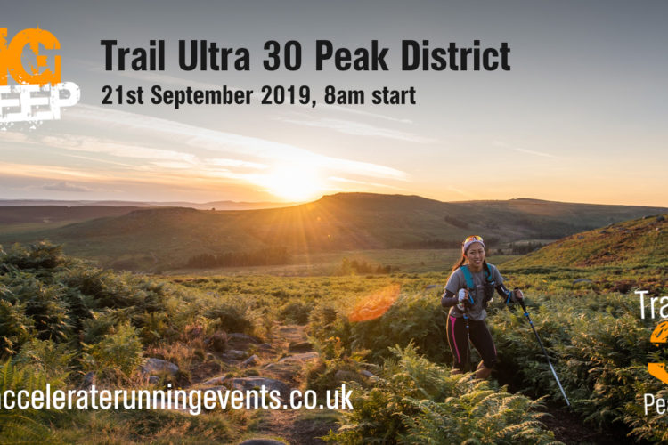 Trail Ultra 30 Peak District